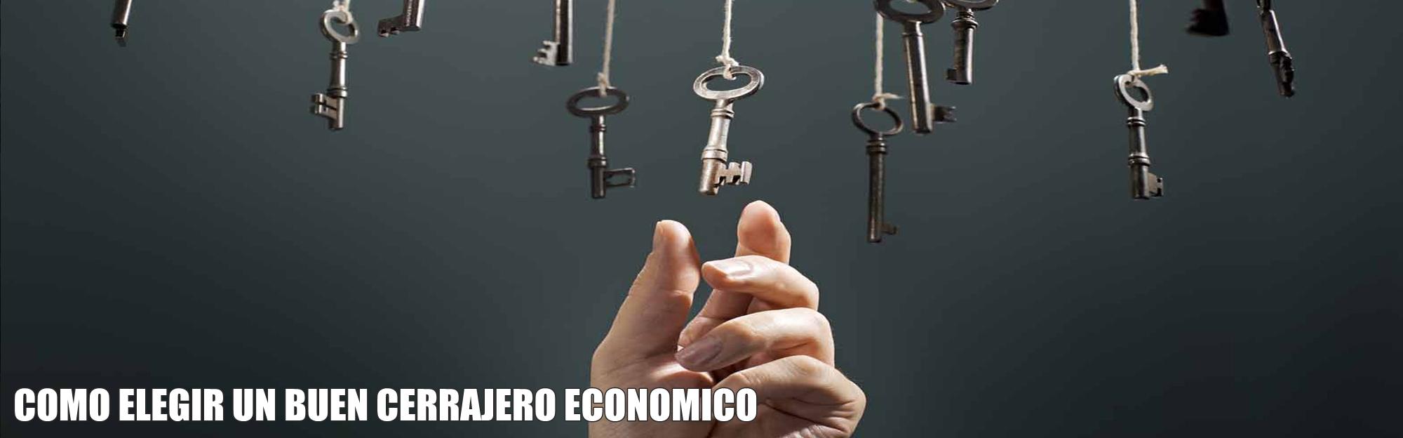 CERRAJEROS ECONOMICOS EN BARCELONA