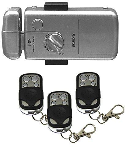 Cerraduras invisibles y electr nicas con mando a distancia en bcn - Cerraduras electronicas para casa ...