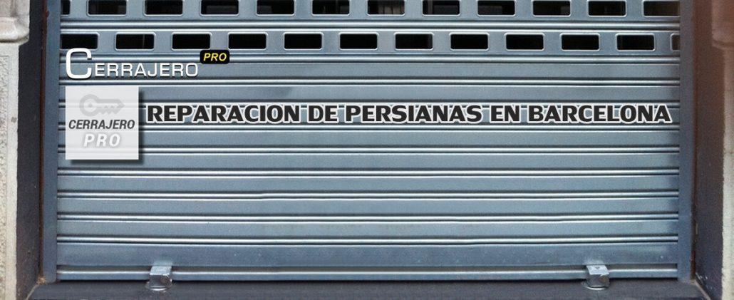 PERSIANAS BARCELONA CERRAJEROPRO