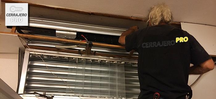 Reparacion y arreglo urgente de persianas barcelona 24 horas for Reparacion de persianas en barcelona