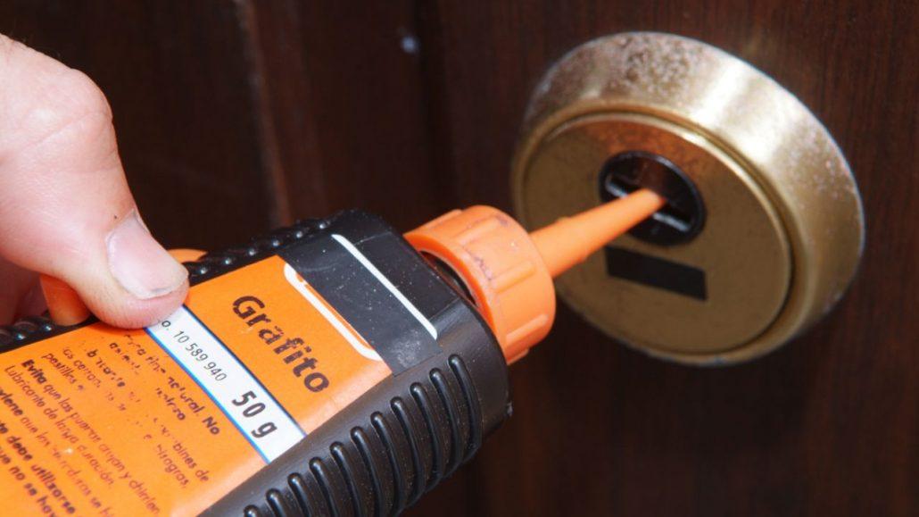Cómo evitar que las cerraduras se atasquen
