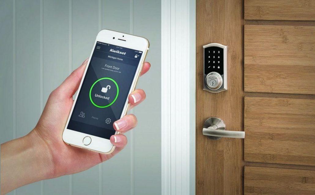 Controlar la puerta de casa con el Smartphone