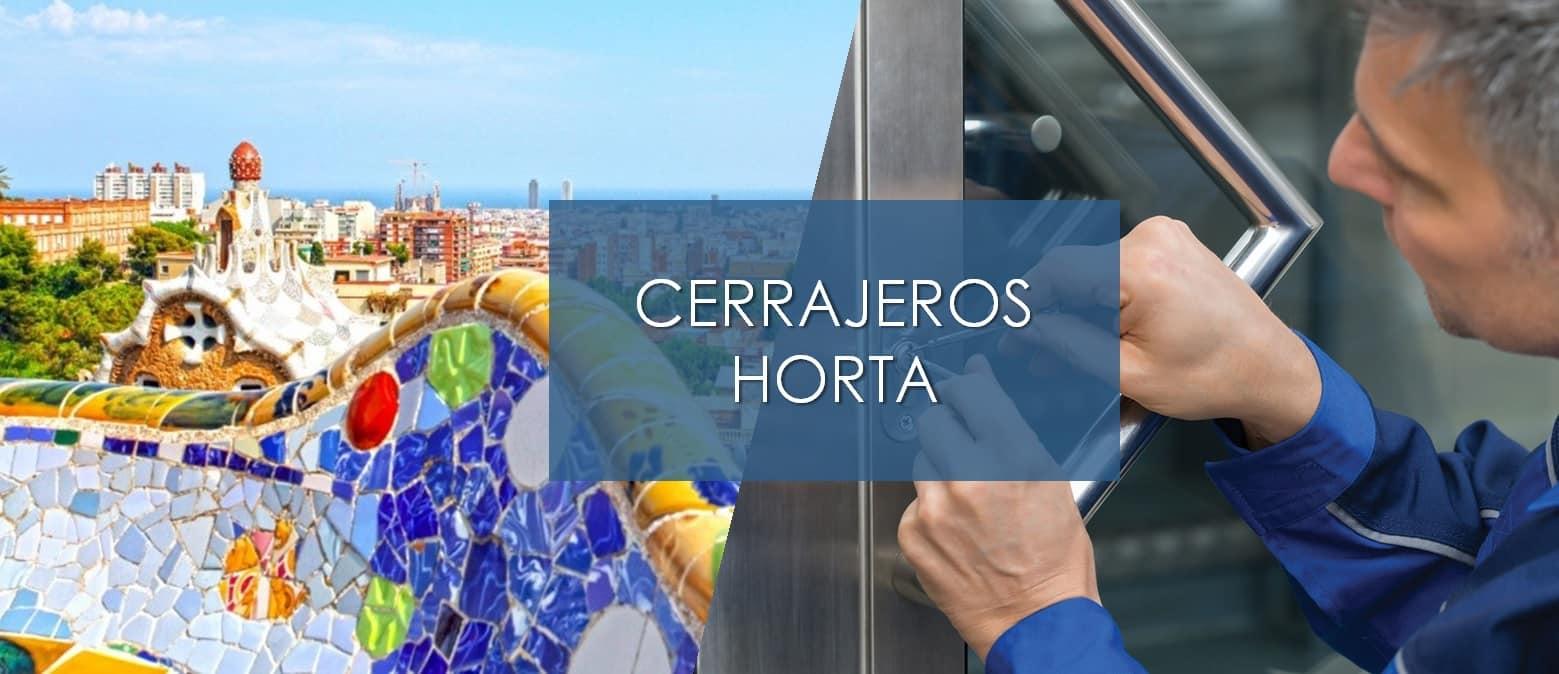 CERRAJEROS HORTA 24 HORAS