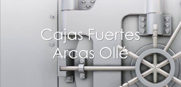 Cajas fuertes de Arcas Ollé