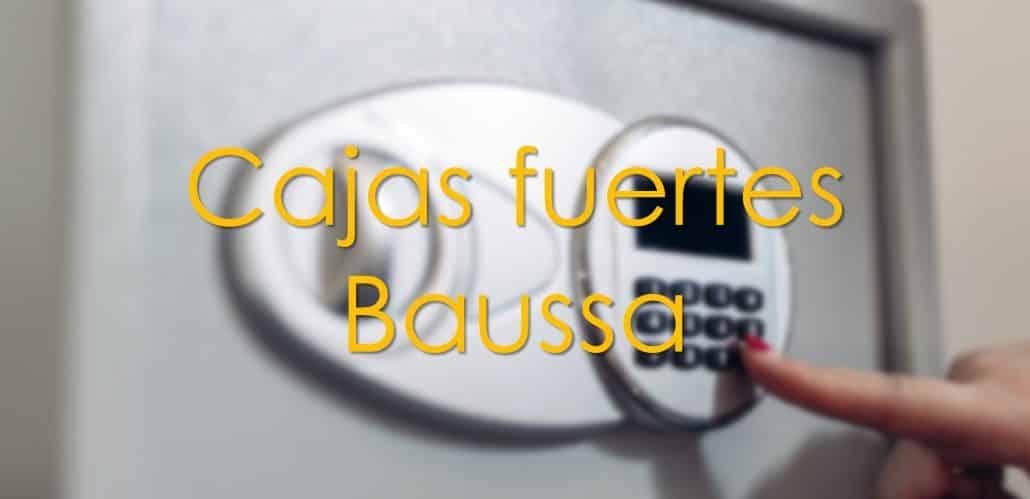 cajas fuertes Baussa