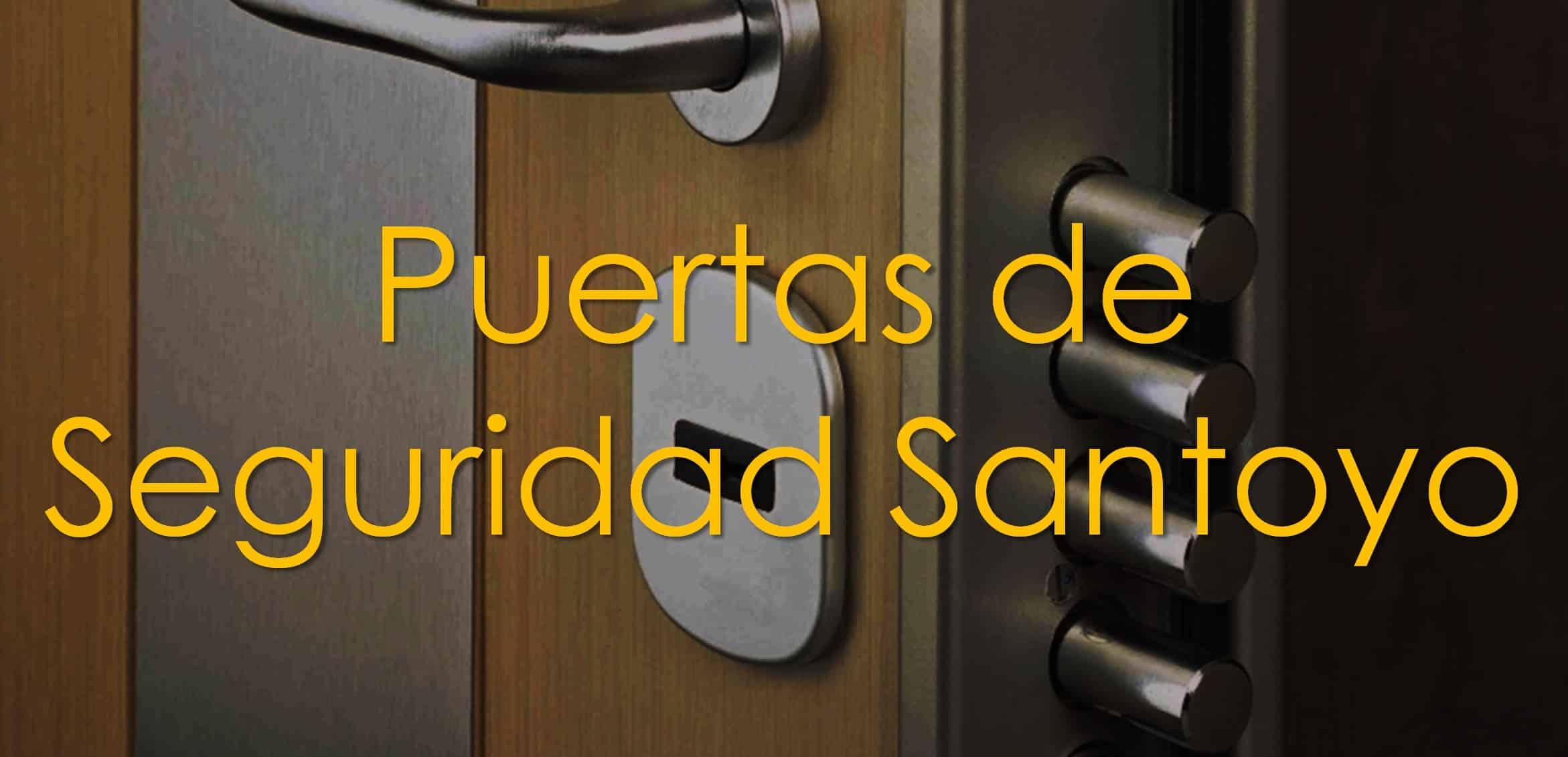 puertas de seguridad santoyo