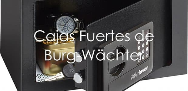 Cajas Fuertes de Burg-Wächter